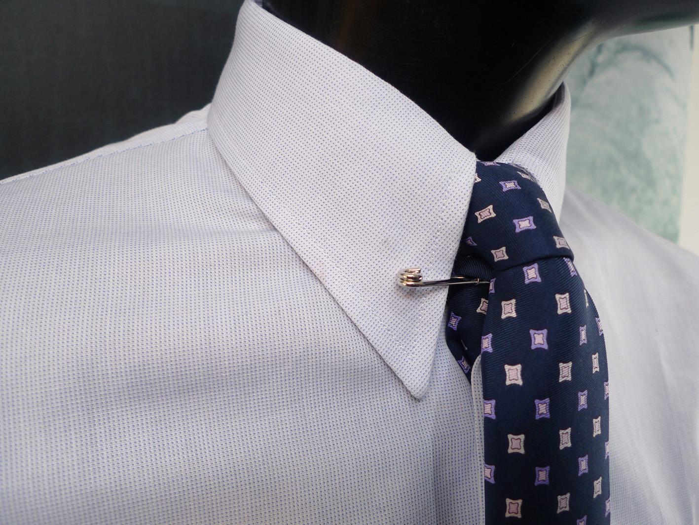Shirts Tie Pin Collar Bcd Tofu House