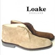 Loake Sahara Desert Boot Brown