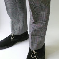 PoW Red check Trousers