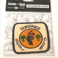 Northern Soul Dukeries Patch