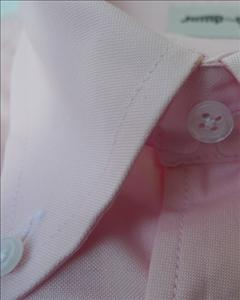 Pink Oxford S/S