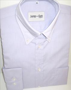 Plain Lilac JTG Button down