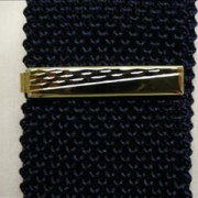 Tie bar Gold split