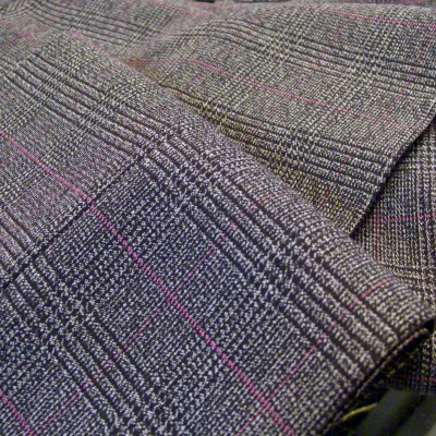 Grey pow/purple overcheck