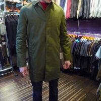 JTG Raincoat Olive