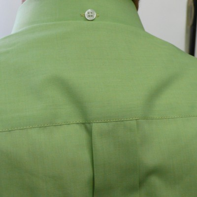 Plain Mint JTG Button down. L/S