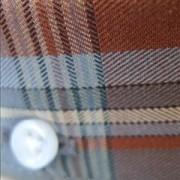 Grey & Rust L/S check 053