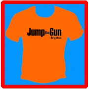 Jump the Gun t-shirt