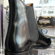 Loake Chelsea Boot Black