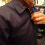 JTG Pit jacket Navy