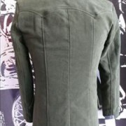 JTG Zip Coat-Green