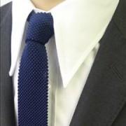 JTG Spearpoint collar White