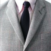 JTG Prince of Wales suit