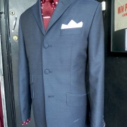 Airforce Blue /Tonic suit