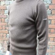 Brown-Breton jumper