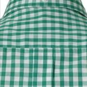 JTG Gingham long sleeve-Green