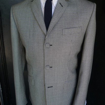 JTG dogtooth suit