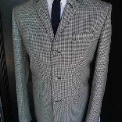 JTG dogtooth suit