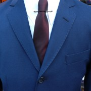 Blue Serge wool