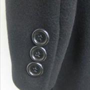JTG Overcoat-Black