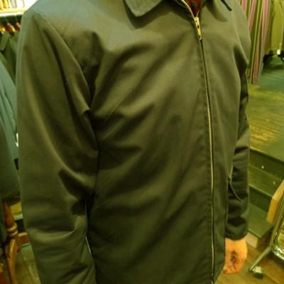 JTG Pit jacket Olive