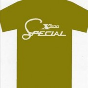 Special X t shirt