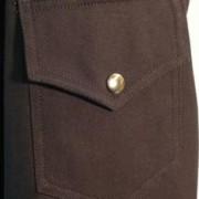 JTG Denim style Jacket-Navy