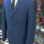 Blue Serge wool