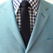 Two Tone Sky Tonic suit by JTG