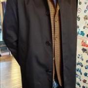 JTG Raincoat-Black