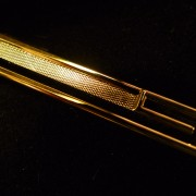 Tie bar slotted