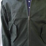 Harrington waxed Cotton