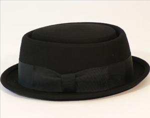 Pork pie hat by NYHC