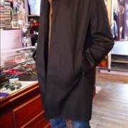 JTG Raincoat-Black