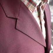Burgundy JTG Tonic suit