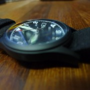Smith & Wesson military watch