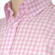 JTG Gingham long sleeve-Pink