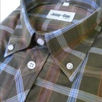 Short Sleeve Check Shirts