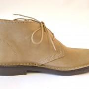Sahara boots sand