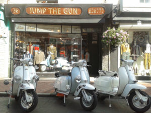 mod clothing shop