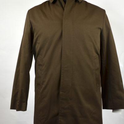 Brown Raincoat