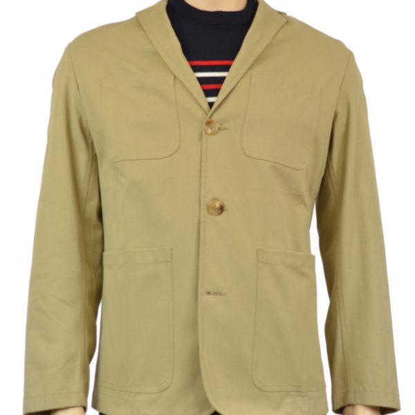 Beige Work Jacket[158]