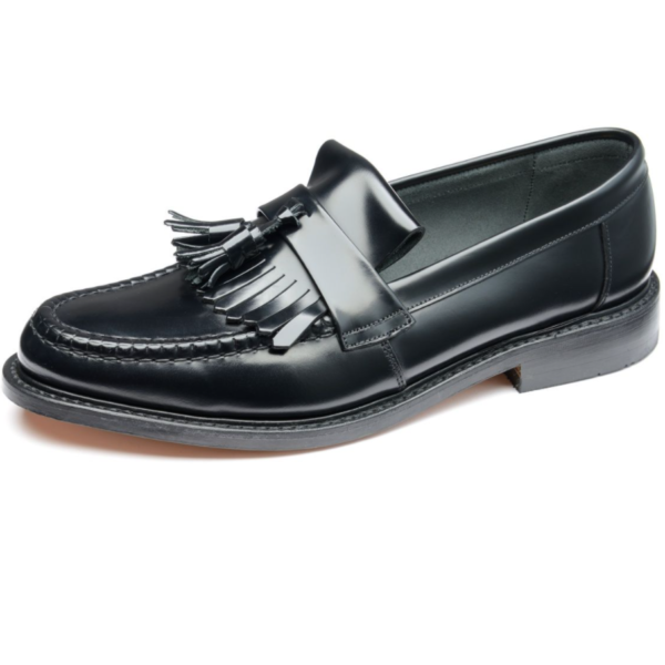 Loake Brighton Black