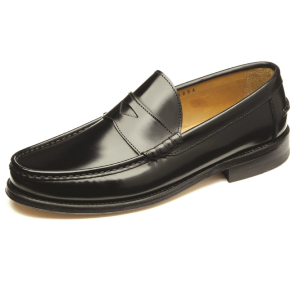 Loake Kingston Black