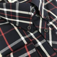 Short Sleeve Check Shirts